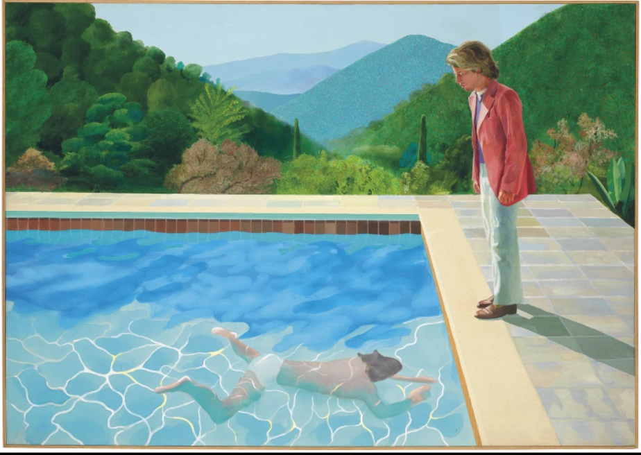 Retrato del artista |David Hockney