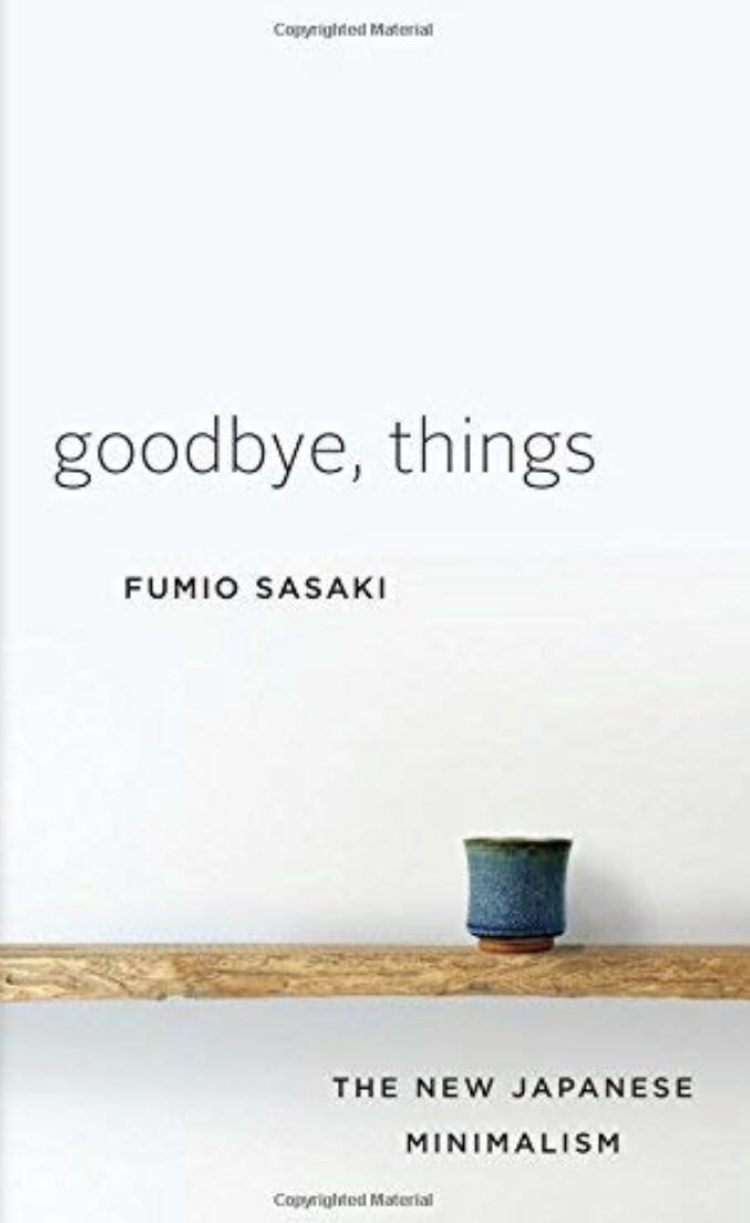 Goodbye things | FumioSasaki